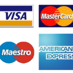 Announcement: Now Accepting Credit Cards